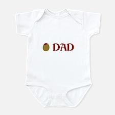 Olive Dad Infant Bodysuit