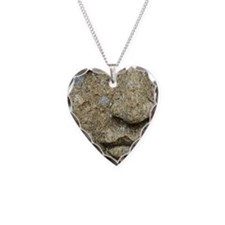 Guidance Necklace Heart Charm