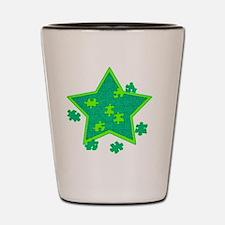 Star-000001 Shot Glass