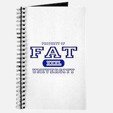 Fat University Journal