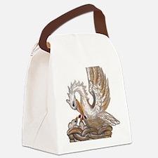 Arabellas Pelican Canvas Lunch Bag