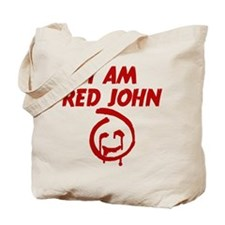The Mentalist I Am Red John Tote Bag