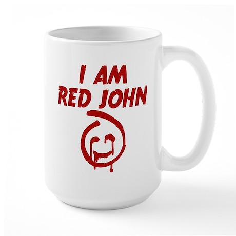 The Mentalist I Am Red John Mugs