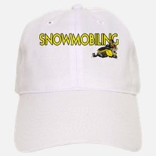 SNOWQUESTION2 Baseball Baseball Cap