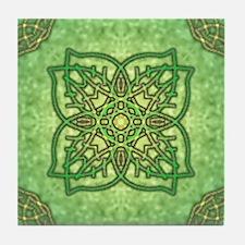 leafmouse Tile Coaster