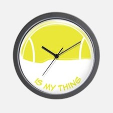 3-Servingxdark Wall Clock