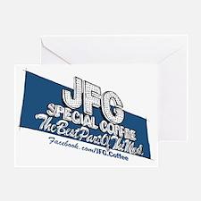 JFG Sign Illustration Greeting Card
