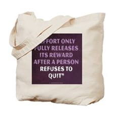 Napoleon Hill Motivational Quote Tote Bag