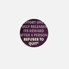 Napoleon Hill Motivational Quote Mini Button