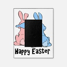 Happy Easter (People Ears) Picture Frame