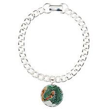 Library Dragon Bracelet