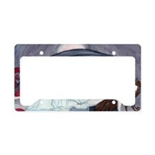 Bat Wing by Lee License Plate Holder