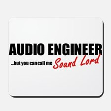 Sound Lord Mousepad