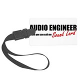 Sound engineer Luggage Tags