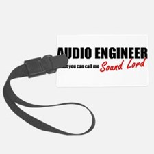 Sound Lord Luggage Tag