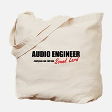 Sound Lord Tote Bag