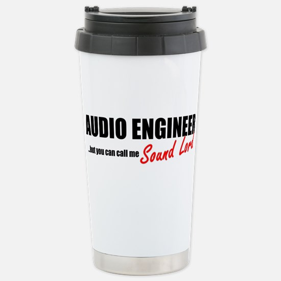 Sound Lord Stainless Steel Travel Mug