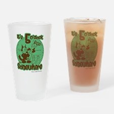 2-5oclock Drinking Glass