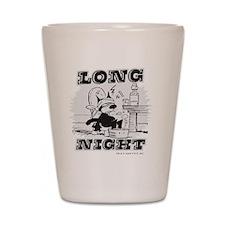 4-longnight Shot Glass