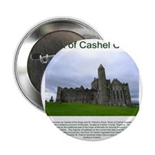 "2-rock-of-cashel 2.25"" Button"