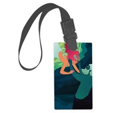 Persephone and Hades Luggage Tag