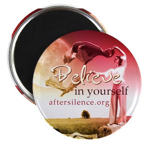Believe in Yourself Magnet