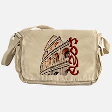 rome-coliseum-t-shirt Messenger Bag