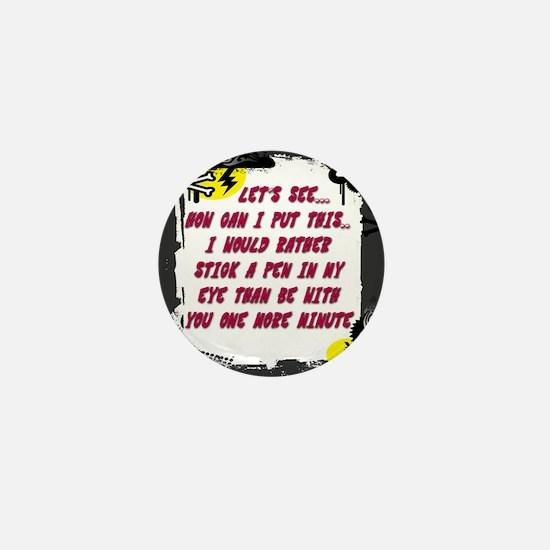jabapeninmyeye Mini Button