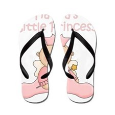 yia yias little princess Flip Flops