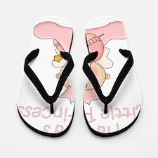 yia yias little princess Flip Flops