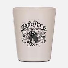 English Mastiff Shot Glass