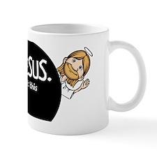 I-found-Jesus-BUMPER Mug
