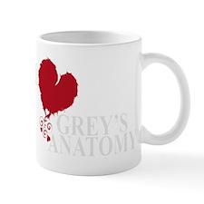 i love greys anatomy2 Small Mug