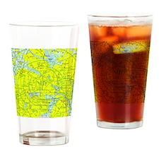 DFW copy2 Drinking Glass