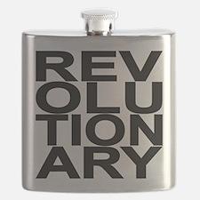 REV BLACK Flask
