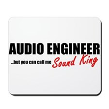 Sound King Mousepad
