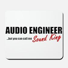 Sound King Mousepad