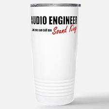 Sound King Stainless Steel Travel Mug