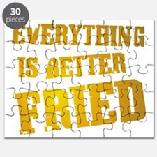 everythings better fried Puzzle