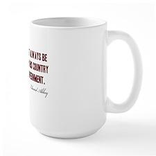 A-Patriot---Edward-Abbey Mug