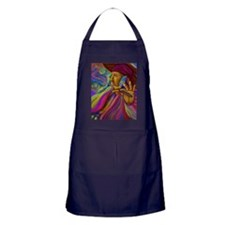 Being the Song Apron (dark)