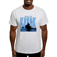 born-kayak-dk T-Shirt