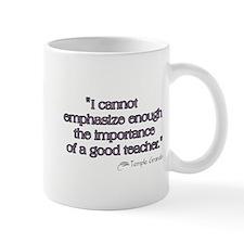 Good Teacher Mugs