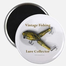 vintage_lure_collector _shirts Magnet