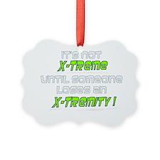 xtremity black Ornament
