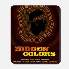 24x36_hiddencolorsposter Mousepad