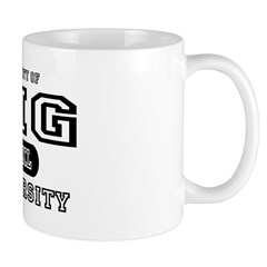 Pig University Mug