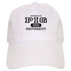 Pig University Baseball Cap