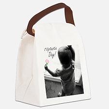 fliptastic2 Canvas Lunch Bag