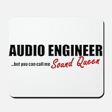 Sound Queen Mousepad